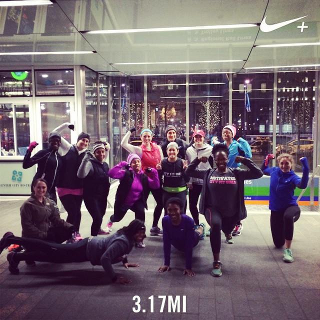 cityfitgirls run