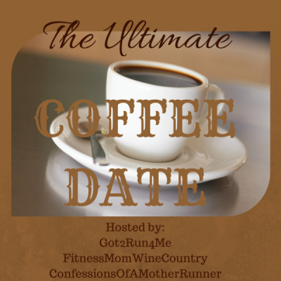 Time for the Ultimate Coffee Date where fitness bloggers catch up and share what's going on in their lives!