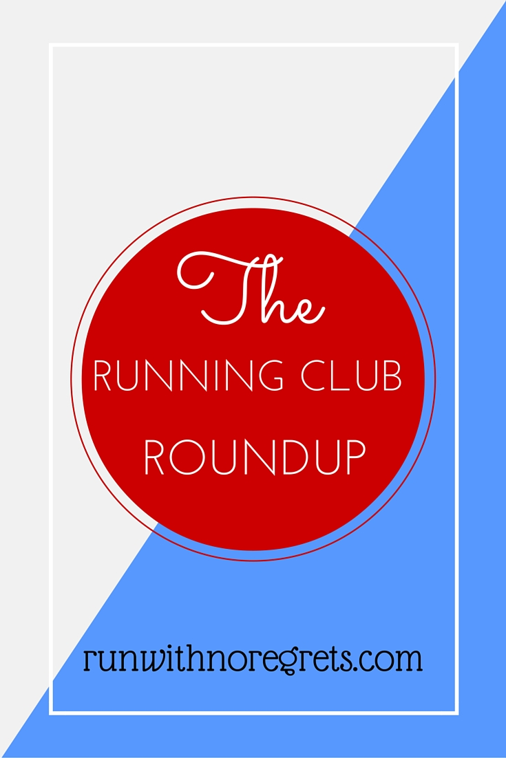 The Running Club Roundup is where I'll be running with and reviewing every running club I can find! Look out every 1st and 3rd Thursday of the month on www.runwithnoregrets.com!