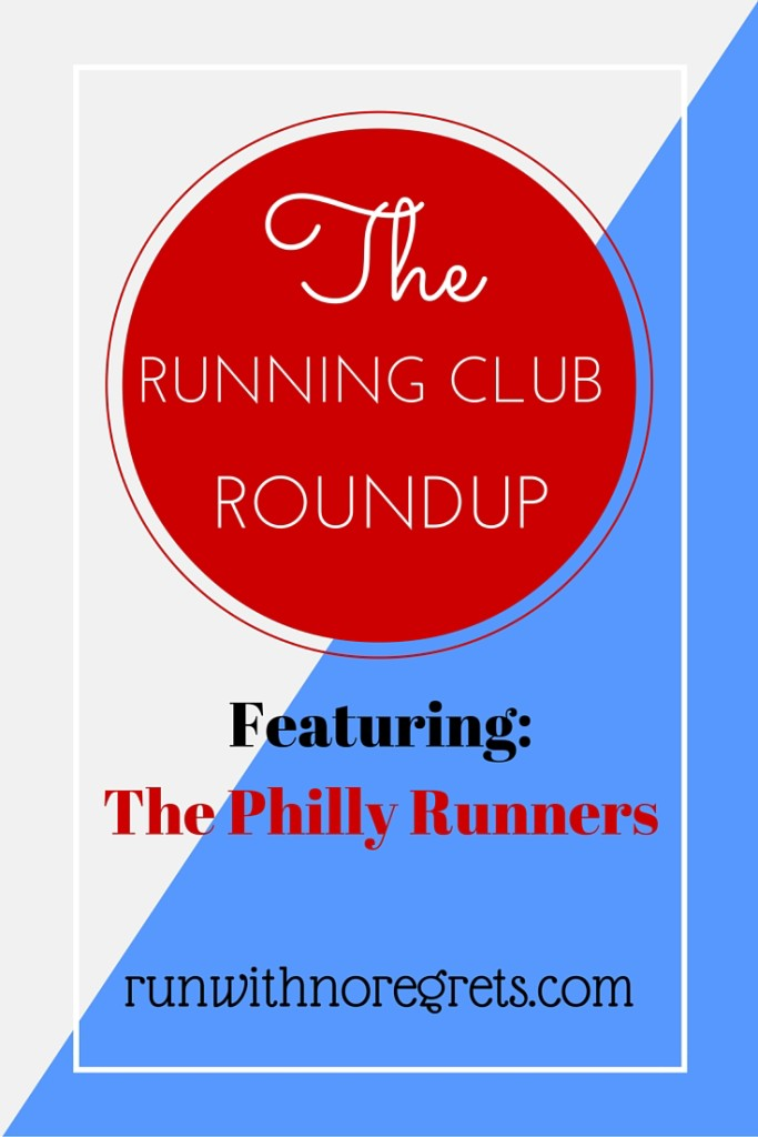I went for my very first group run with the Philly Runners. Each week I'm trying a different running club in Philadelphia - check out the journey!