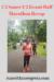 1/2 Sauer 1/2 Kraut Half Marathon 2019 Recap